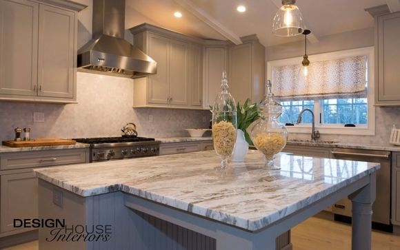 Custom Kitchen And Bath Design By Design House Interiors In Wallingford Ct Alignable
