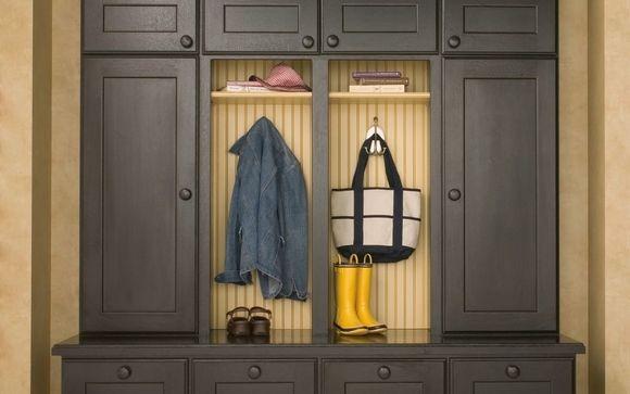 Locker Cabinets Mudroom Storage By Dura Supreme Cabinetry In