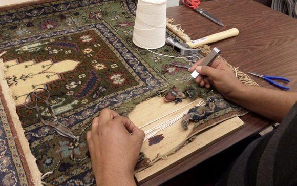 Restoration By Royal Oriental Rugs