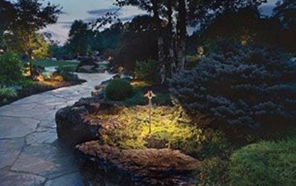 Patriot Illuminations Landscape