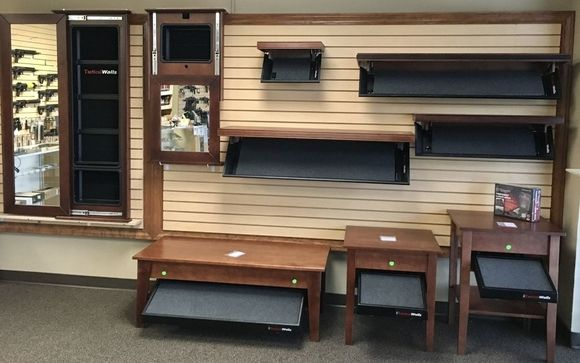 Superb Tactical Walls Furniture By Xt Armory Llc In Renton Wa Onthecornerstone Fun Painted Chair Ideas Images Onthecornerstoneorg