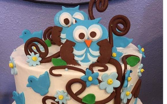 Tremendous Custom Cakes By Triple Delight Bakery In Phoenix Az Alignable Birthday Cards Printable Trancafe Filternl