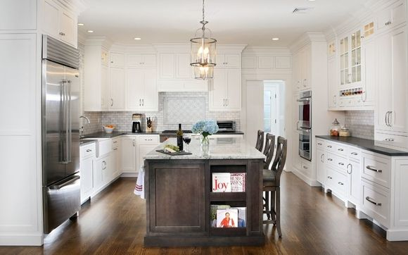 Kitchen and Bath design by Signature Kitchens Inc in Point ...