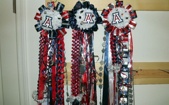 Homecoming Mums For High School Students By Mum Crazy In Tucson