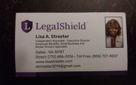 Lisa A. Streeter, LegalShield Executive Director - Alignable