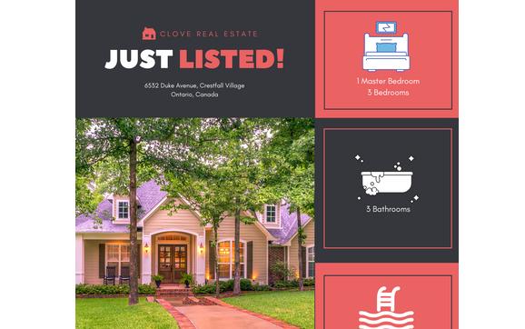 Craigslist Housing & Real-Estate Ad Poster - Virtual ...