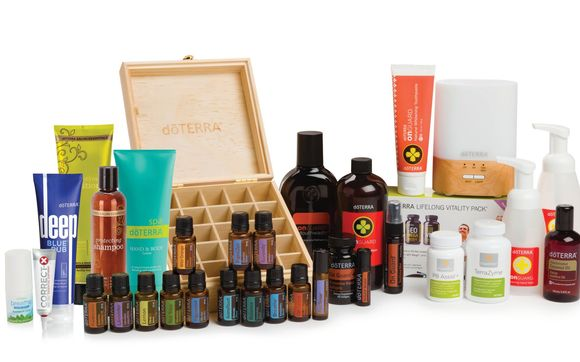 foto de Healthy Habits Kit by Enhance Your LIfe With Oils in Cary