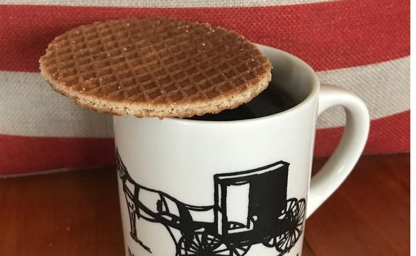 Syrup Waffle Stroopwafel By Dutch Waffle Company Llc In Nappanee Area Alignable