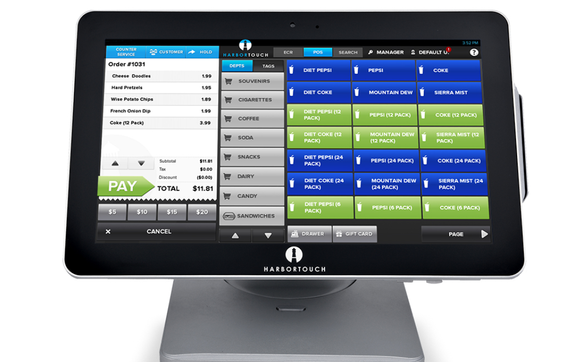HARBOR TOUCH ELITE AND ECHO POS by STP Merchant Solutions Inc in Stuart, FL  - Alignable