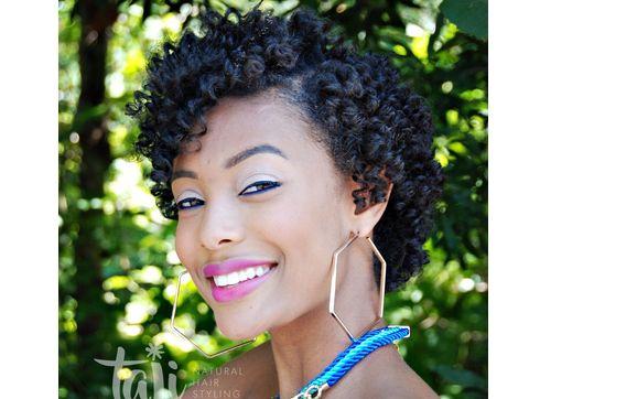 Taji Natural Hair Styling Raleigh Nc Alignable