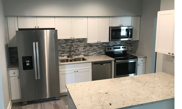 Kitchen Cabinet Shaker White By Sunshine Cabinetry Distributor In Orlando Fl Alignable