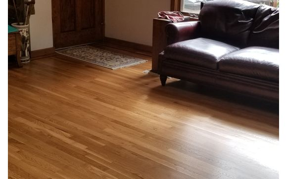 Sanding And Refinishing Hardwood Floors By Flooring Everyday In