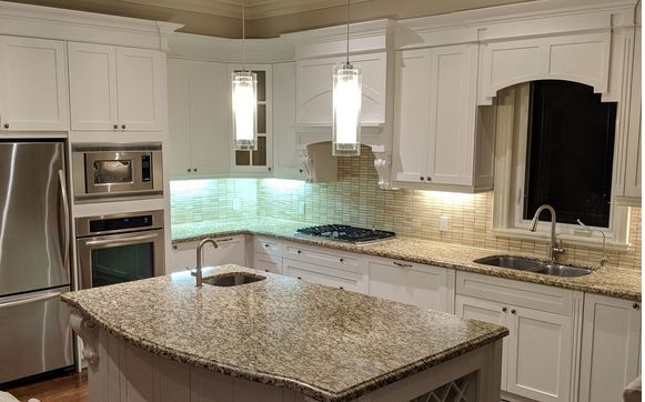 Kitchen Cabinet Refinishing By Sweet Refinishing Painting In Mississauga On Alignable