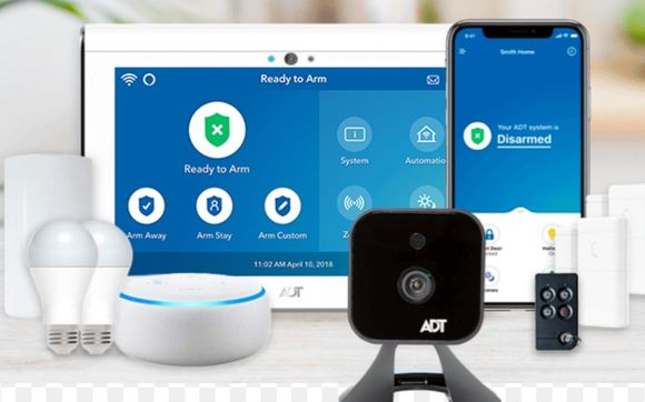 Adt Home Security Amp Smart Home Automation By Affinity