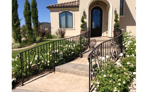 Fencing By Jaguar Wrought Iron In Bakersfield Ca Alignable