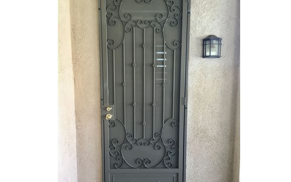 Security Doors By Jaguar Wrought Iron In Bakersfield Ca Alignable