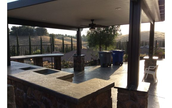 Custom Outdoor Entertainment Areas By California Turf Landscaping Clovis In Clovis Ca Alignable