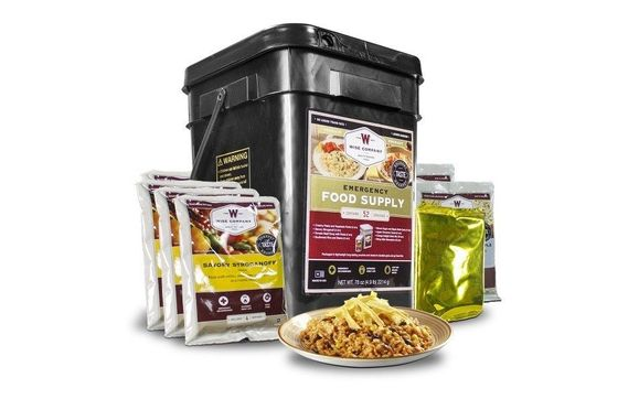 ultimate 7 day emergency meal kitwest survival gear in