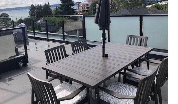 Patio Furniture By Vancouver Sofa And