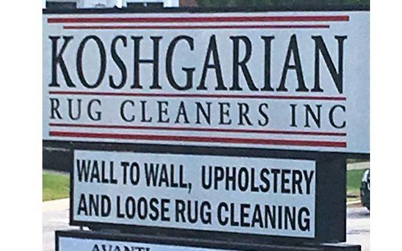 Koshgarian Rug & Carpet Cleaners, Inc