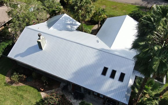 Metal Roof Over By Tmt Roofing Llc In Lake City Fl