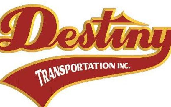 Destiny Transportation Inc - Edison, NJ - Alignable
