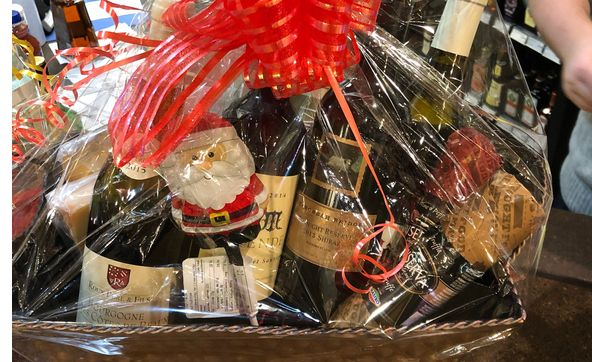 Gift Baskets for Holiday Giving or