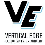 Image result for vertical edge entertainment logo